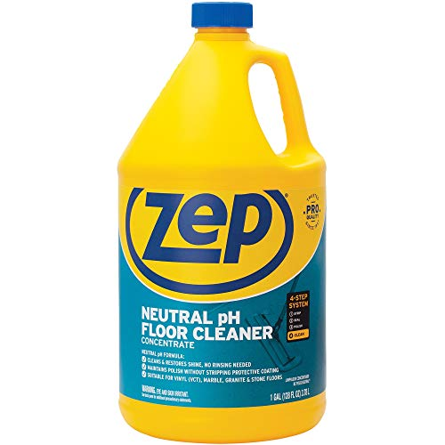Zep Neutral pH Floor Cleaner Concentrate