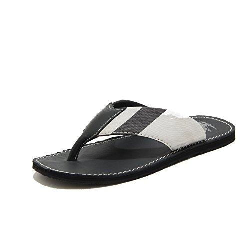 BURBERRY 88064 Infradito Check Scarpe Bimbo Bimba Shoes Flip Flops Kids Unisex [29]