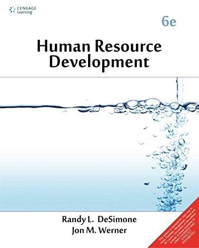 Human Resource Development 6Th Edn