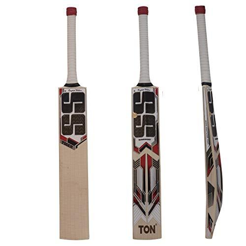 SS Tiger English Willow Cricket bat (2019 Edition)