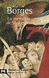 La memoria de Shakespeare