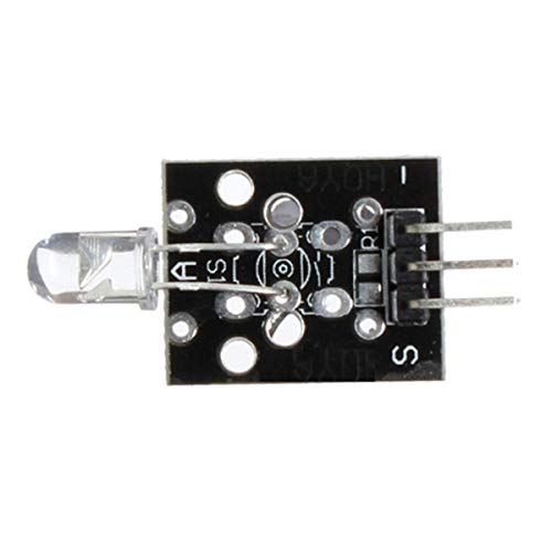 Cosye KY-005 38KHz Modulating Infrared IR Transmitter Sensor Module Durable Transmitter Sensor For Arduino FA