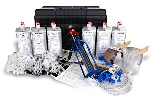 polyurethane crack sealer kit - 9