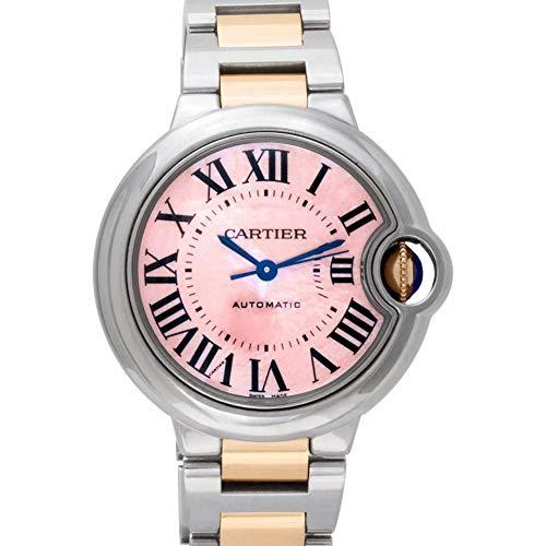 Cartier Ballon Bleu W6920098 - Reloj automático para mujer (certificado de propiedad previa)
