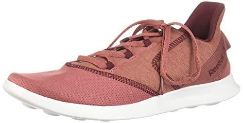 Reebok Damen Evazure DMX Lite 2.0 Fitnessschuhe, Pink (Rose/Maroon/White 000), 38 EU