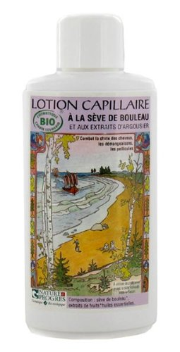 Gayral Lotion Capillaire à la Sève de Bouleau 250 ml