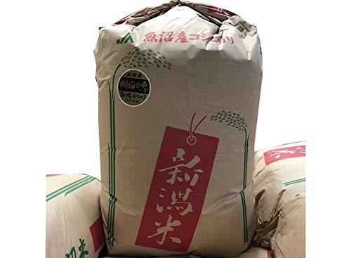 令和2年産 魚沼産 コシヒカリ 玄米 30kg(15×2)