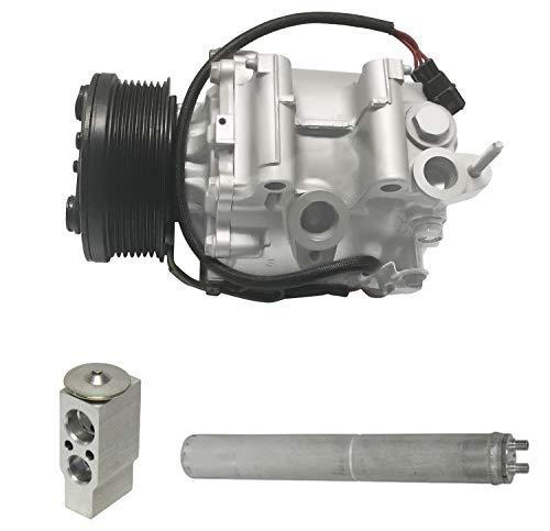 RYC Remanufactured AC Compressor Kit KT DD30