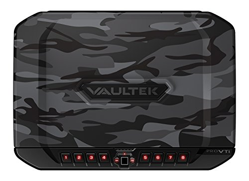 VAULTEK VTi Full-Size Biometric Handgun Bluetooth...
