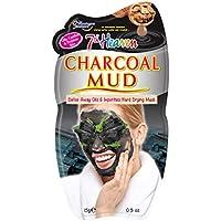 Montagne Jeunesse Charcoal mask - Mascarilla exfoliante de carbón 15 g