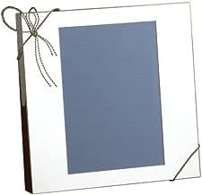 Wedgwood Vera Wang Silver Plate Love Knots 5x7 Frame