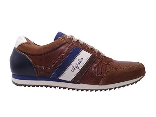 Australian Cornwall Sneakers Cognac Tan 15.1351.01