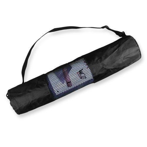 We R Sports Yoga Tappetino Vettore Borsa Nylon Maglia Centro Regolabile Cinghia Lavabile Esercizio Tappetino