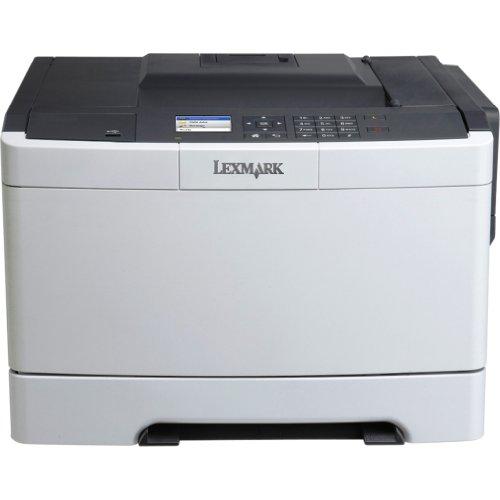 Lexmark CS410dn Color 1200 x 1200 dpi A4 - Impresora láser (Laser, Color, 1200 x 1200 dpi, A4, 251 Hojas, 30 ppm)