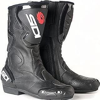 Sidi Fusion Air (Vented) Boots Black, SIS-FUA-BKBK-45