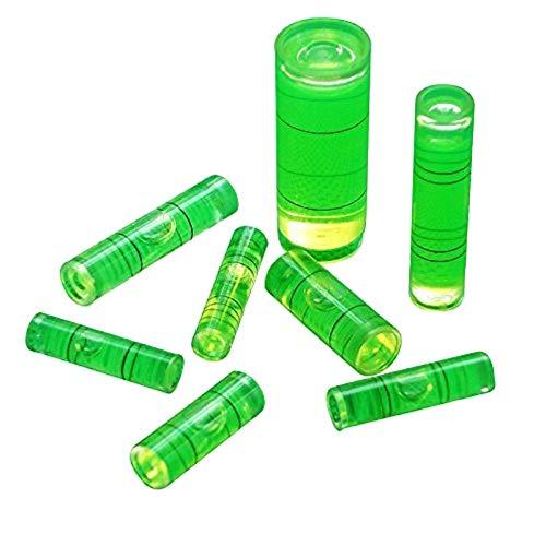 Driak Inclinometer Spirit Level Bubble-Tube Vial Mini Bubble Spirit Level Gradienter 615mm 726mm,831mm