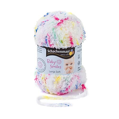 Schachenmayr Handstrickgarne Baby Smiles Lenja Soft, 25g Confetti Sp Col