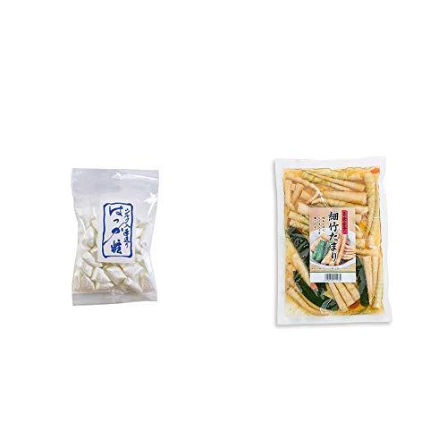 [2点セット] シルクはっか糖(150g)・青唐辛子 細竹たまり(330g)