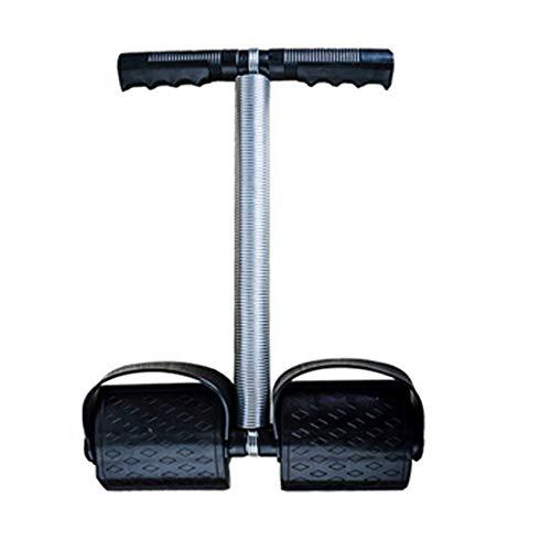 FGFGG Cuerda tensora elástica de Resorte elástica con Pedal, Cuerda de Arrastre...