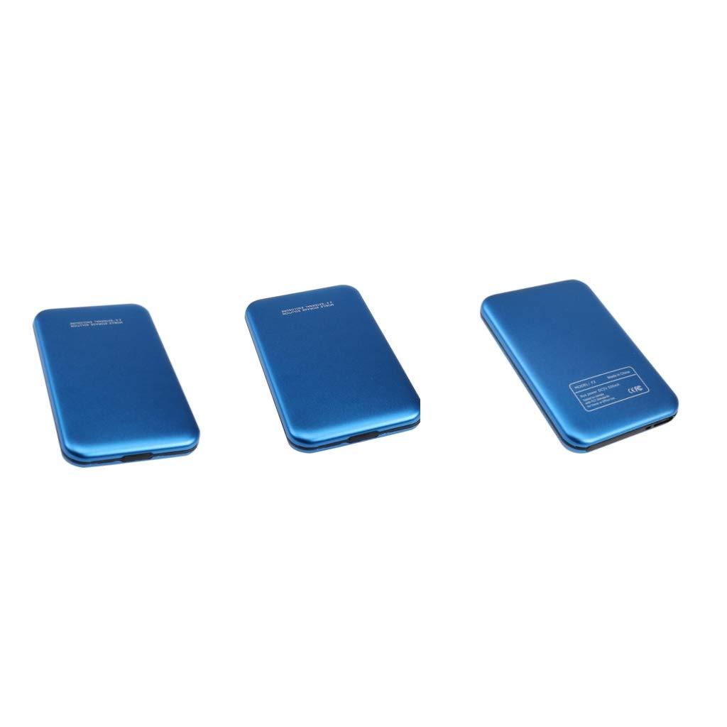 Homyl 3X HDD/SSD SATA III 3.0 De 2.5 Pulgadas A USB 3.0 Disco Duro ...