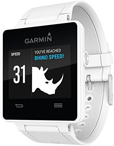 Garmin Vivoactive White (Renewed)