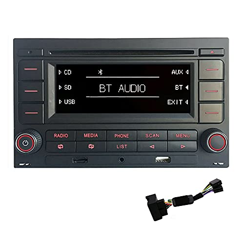 Autoradio RCN210 Bluetooth Lecte...