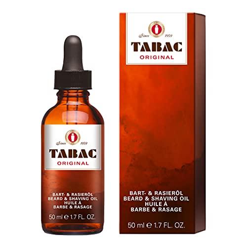 Tabac Original Baardolie, 50 Ml