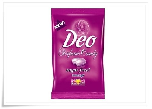Deo Bonbon Perfume Candy Zuckerfrei 3x 60g ohne zucker