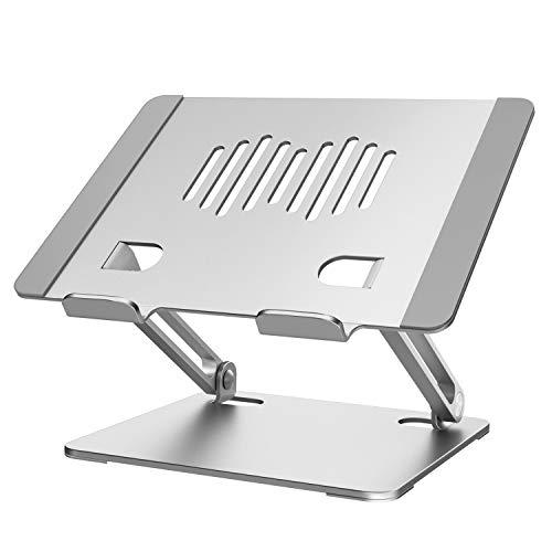 Find Bargain Laptop Stand, Laptop Computer Stand Laptop Riser Adjustable Notebook Holder Stand