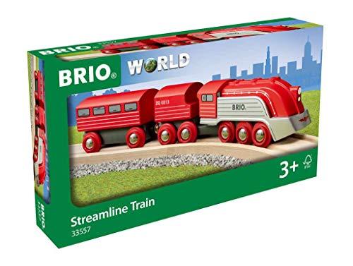 BRIO Bahn 33557 - Highspeed-Dampfzug