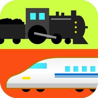 ¡Vamos a jugar con los trenes! (Para niños jóvenes)