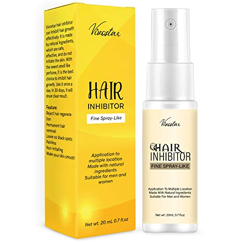 7 Best Hair Growth Inhibitors 2020