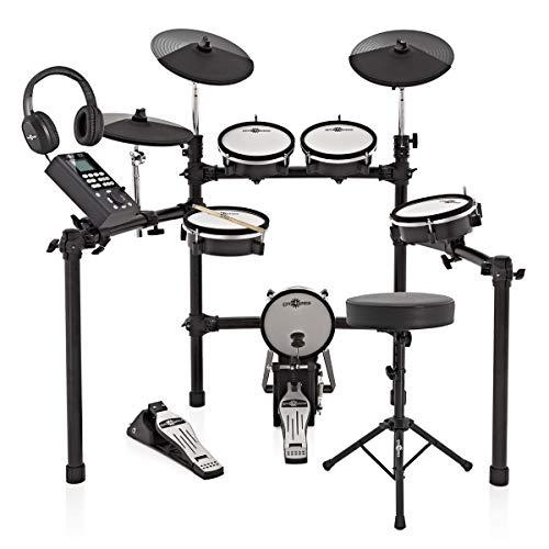 Digital Drums 470X Kit di Batteria Elettronica Mesh Pacchetto Affare