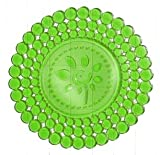 Toyma - Salvaplatos Flor 34cm. Verde