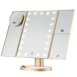 10 Best Brightest Lighted Makeup Mirrors