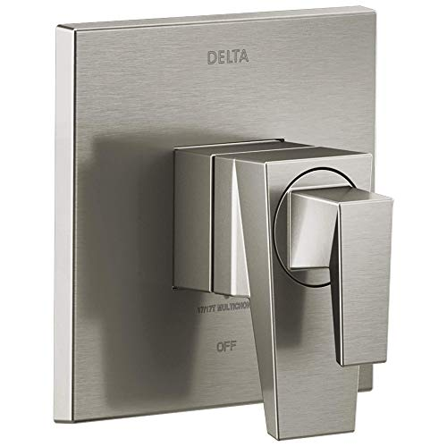 DELTA FAUCET T17043-SS Trillian Monitor 17 Series Valve Trim Only, Stainless