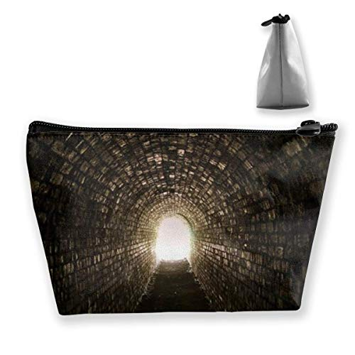 Light from The End of Tunnel Sac de rangement pour cosmétiques