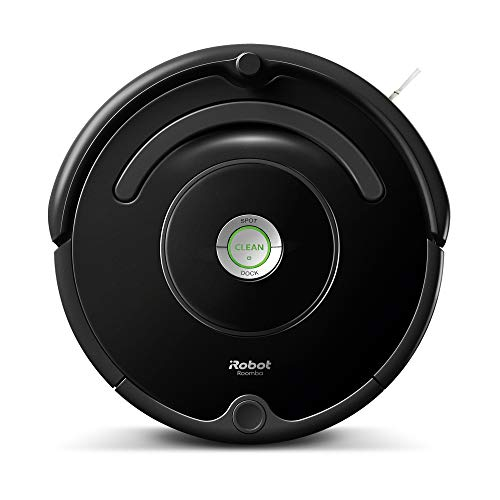 iRobot Roomba 614 Robot Vacuum- Good for Pet Hair, Carpets, Hard Floors, Self-Charging