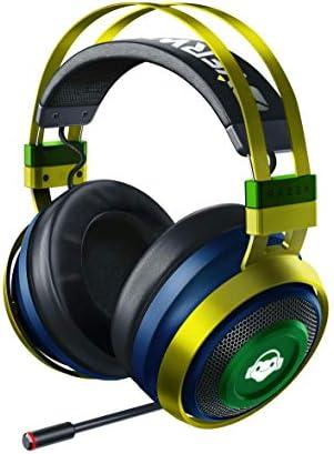 Razer Nari Ultimate Wireless 7 1 Surround Sound Gaming Headset THX Audio Haptic Feedback Auto product image
