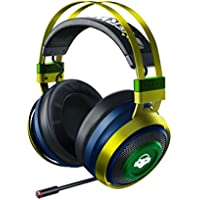 Razer Nari Ultimate Wireless 7.1 Surround Sound Gaming Headset (Overwatch Lucio Edition)