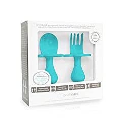 Best Baby Spoon and Fork Set for 12 months old