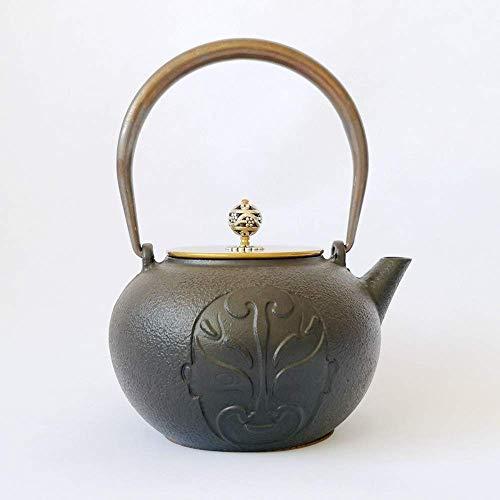 Best Prices! WXQ-XQ Tea Sets Tea Kettle Cast Iron Boiled Water Tea Health Pot Traditional Culture Ho...