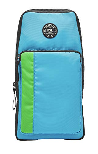 Fossil Buckner Sport Sling Bag Malibu Blue