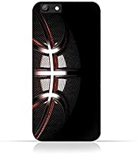 Oppo A57 TPU Silicone Case With Basketball Texture Pattern