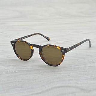 LKVNHP Nueva Vintage Lentes Polarizadas Gafas De Sol Gregory Peck Diseñador De La Marca Hombres Mujeres