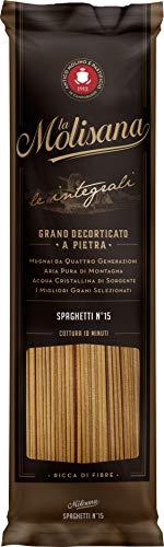 Spaghetti Integral Peso Neto 500 Gr. Pasta italiana (Pack de 3 Paquetes)