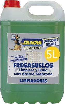 Zelnova hosteleria Fregasuelos Profesional - Aroma Manzana- 5 litros