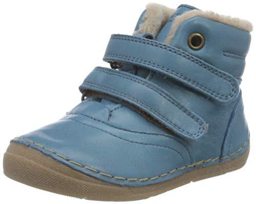 Froddo G2110087 Boys Ankle Boot, Jeans, 22 EU