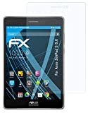 atFolix Schutzfolie kompatibel mit Asus ZenPad S 8.0 Folie, ultraklare FX Bildschirmschutzfolie (2X)