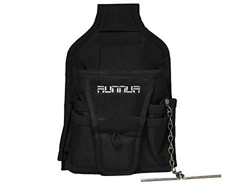 Runnur TOOLBAG Tool Bag Accessory, Black